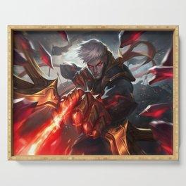 Conqueror Varus League of Legends Serving Tray