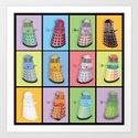 Dalek Dreams by megstuff