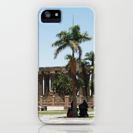 Temple of Luxor, no. 20 iPhone Case