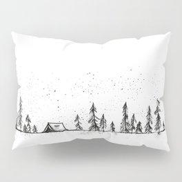Summer Camp Night Pillow Sham