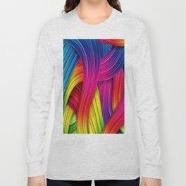 Abstract Design #37 Long Sleeve T-shirt