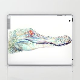 Albino Alligator Laptop & iPad Skin