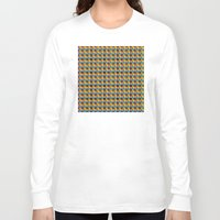 matrix Long Sleeve T-shirts featuring Spectral Matrix by Phil Perkins