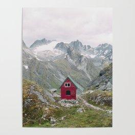 Mint Hut Poster