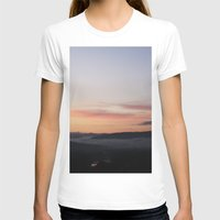 florence T-shirts featuring Florence Sunrise by viettriet