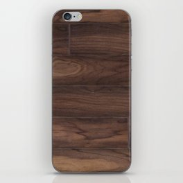 cherry plank iPhone Skin
