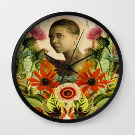 There's Magic In Moonlight Wall Clock