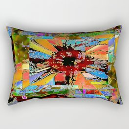Periphrasis Rectangular Pillow
