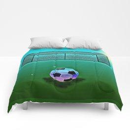 Soccer 2 Comforters