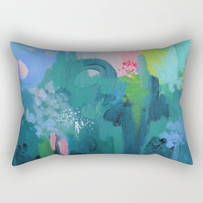 Dreamwalk 2 (variation) Rectangular Pillow
