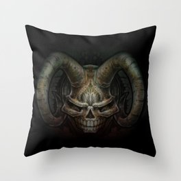 Darko Day Off Throw Pillow