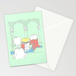 The Crowning Stationery Cards