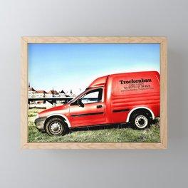 Trockenbau Torgau Falko Follert Framed Mini Art Print
