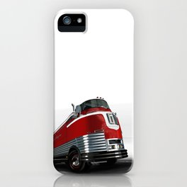 The 1940 GM Futureliner iPhone Case