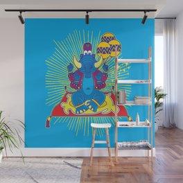 Elephant God Wall Mural
