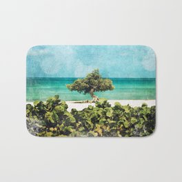 Divi Divi Tree of Life Bath Mat