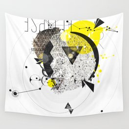 Lunar Eclipse Wall Tapestry