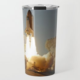 Space Shuttle Atlantis Travel Mug
