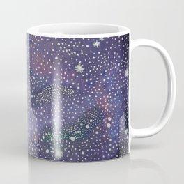Dreamy Galaxy Painting Coffee Mug