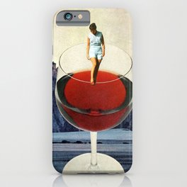 Wino iPhone Case