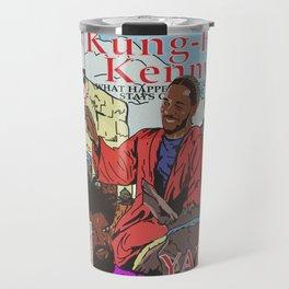 Kung Fu Kenny Comic #2 YAH. Travel Mug