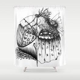 Veil Shower Curtain