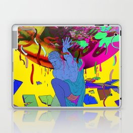 The Weight Laptop & iPad Skin