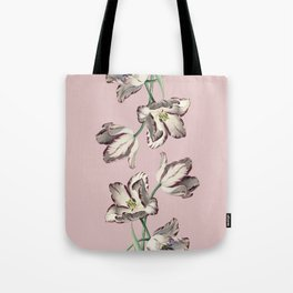 Spring Tulipa Tote Bag