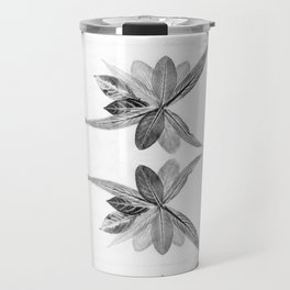 Nature Print Travel Mug