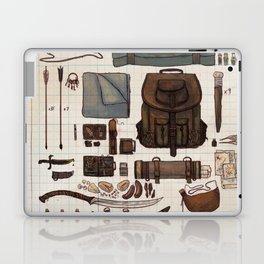 Adventurer's Inventory Laptop & iPad Skin