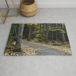 Autumn Path Rug