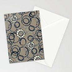 Honolulu hoopla light brown Stationery Cards
