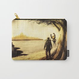 Legend of Zelda: Twilight Symphony Poster Carry-All Pouch