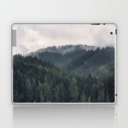 Pacific Northwest Forest - Nature Photography Laptop & iPad Skin