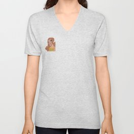 illustrazione01 Unisex V-Neck