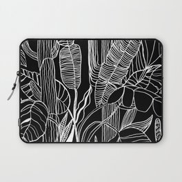 HOME IS WHERE MY PLANTS ARE Laptop Sleeve