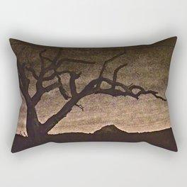 Crooked Limbs Rectangular Pillow