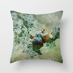 Cordon Bleu Love Throw Pillow