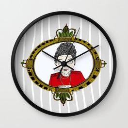 Madame D Wall Clock