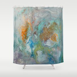 invierno Shower Curtain