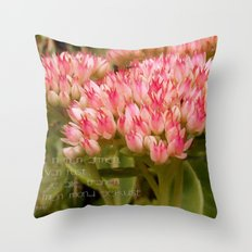 Ring van Rust  Throw Pillow