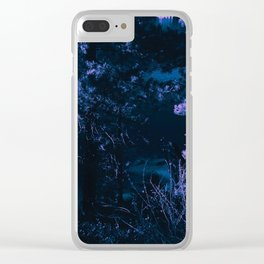 the rave on witch mountain Clear iPhone Case