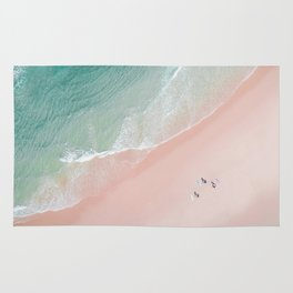 Surf Yoga II Rug