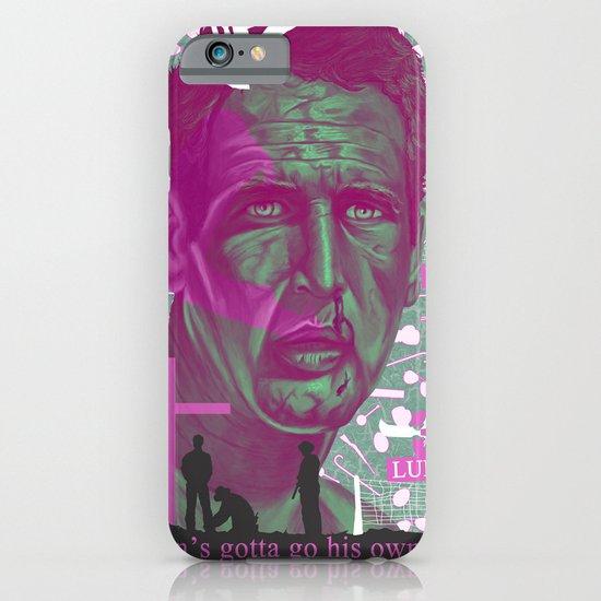 Cool Hand Luke iPhone & iPod Case