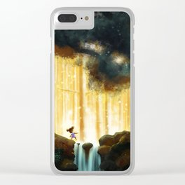 A Step Toward the Magical Wood Clear iPhone Case