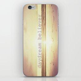 Purple Shores iPhone Skin