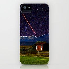 Stars in Bridgeport iPhone Case