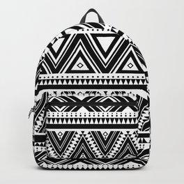 Aztec Ethnic Pattern Art N3 Backpack