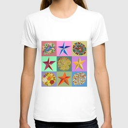 Stars & Mandalas T-shirt