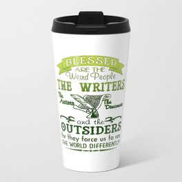 Writers, Artists, Dreamers Travel Mug